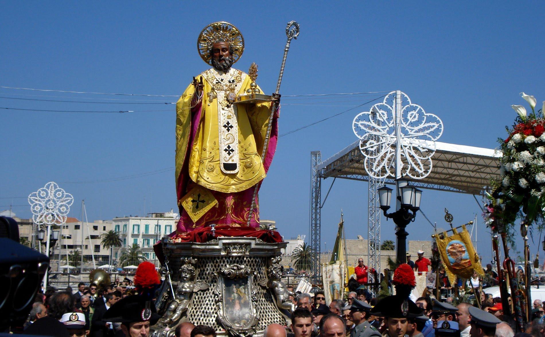 San Nicola Calendario.Celebrazioni Festa Di San Nicola Ecco Il Calendario Degli